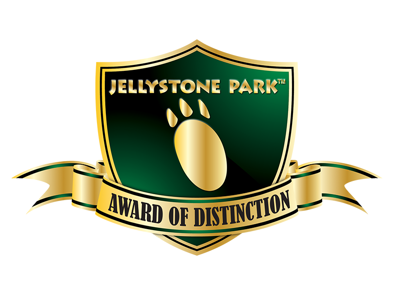 Jellystone Park Award of Distinction 2020