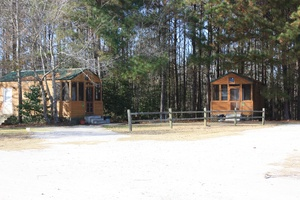 Cabins 3 and 4